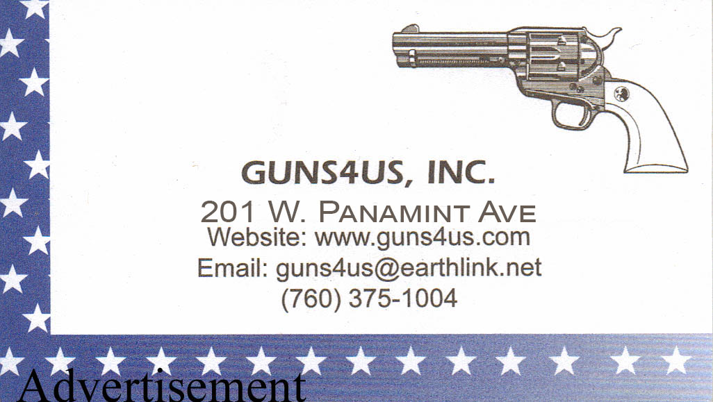 GUNS4US Inc